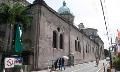 Manila Cathedral, Intramuros