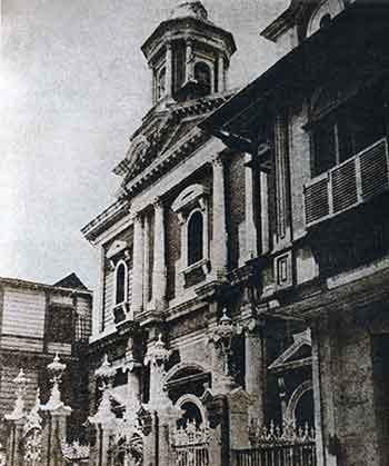 San Ignacio II, Intramuros, Manila