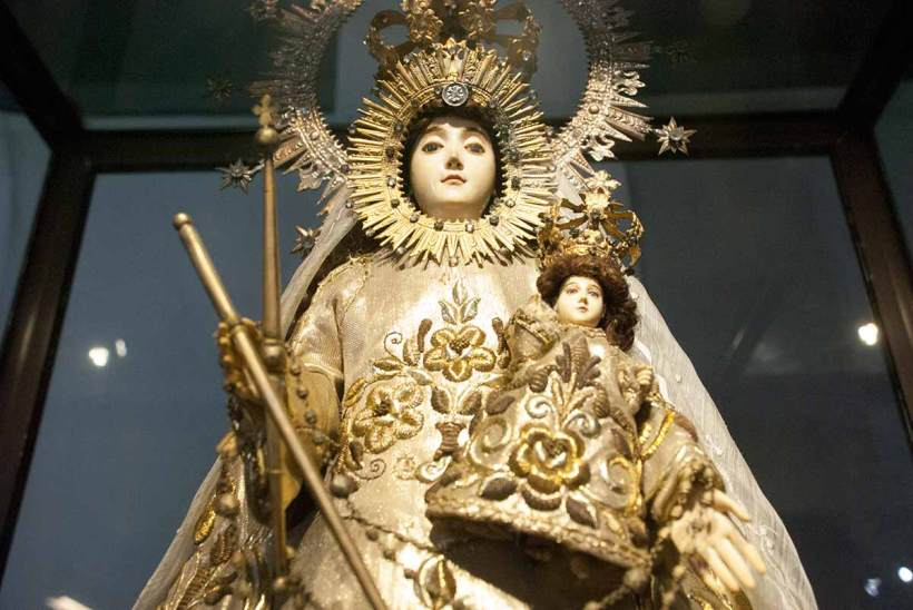 La Japona - Our Lady of the Holy Rosary