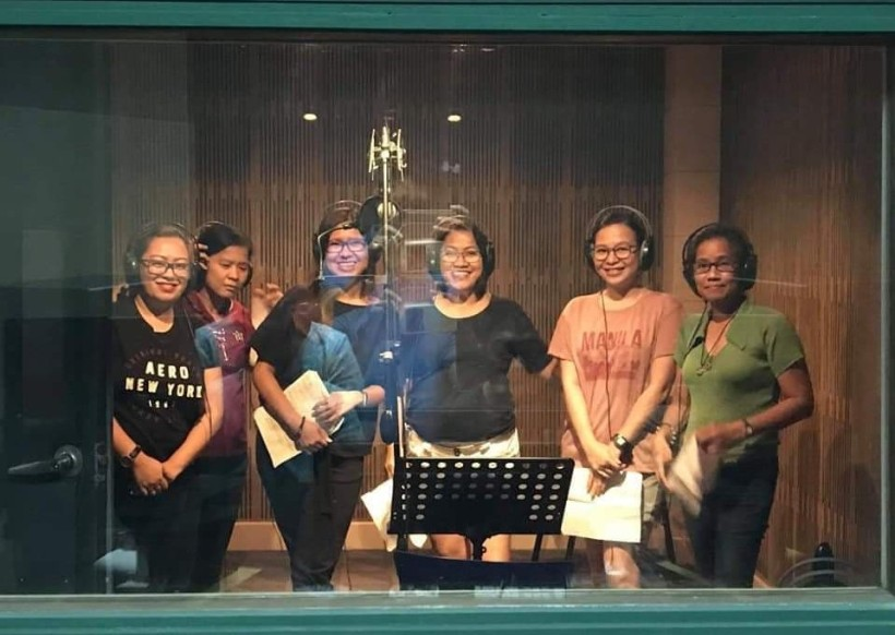 """""""Tinig Barangka"""" Choir, Manila"""