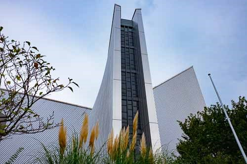 St. Mary's Cathedral, Tokyop Japan