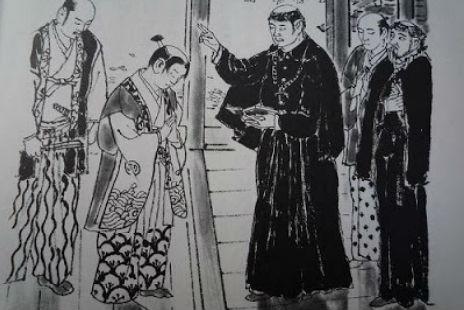 TAKAYAMA UKON'S BAPTISM